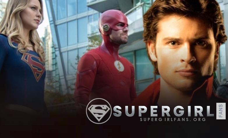 """Elseworlds"": Melissa Benoist , Batwoman, Lois Lane, y un tributo conmovedor a ""Smallville"""