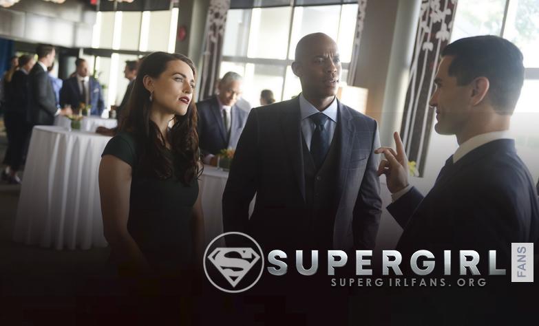 Stills del episodio de Supergirl 4.05 «Parasite Lost»