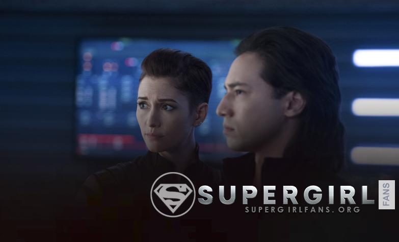 Stills del episodio de Supergirl 4.06 – «Call To Action»