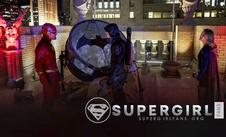Noche 2: Trailer de Arrow – Elseworlds