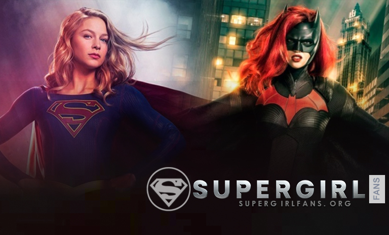 """Supergirl: Melissa Benoist habla de la reunión con Batwoman en """"Elseworlds"""""""