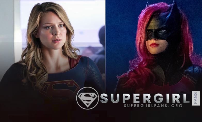 Melissa Benoist y Ruby Rose hablan de la escenas de Supergirl y Batwoman en 'Elseworlds'