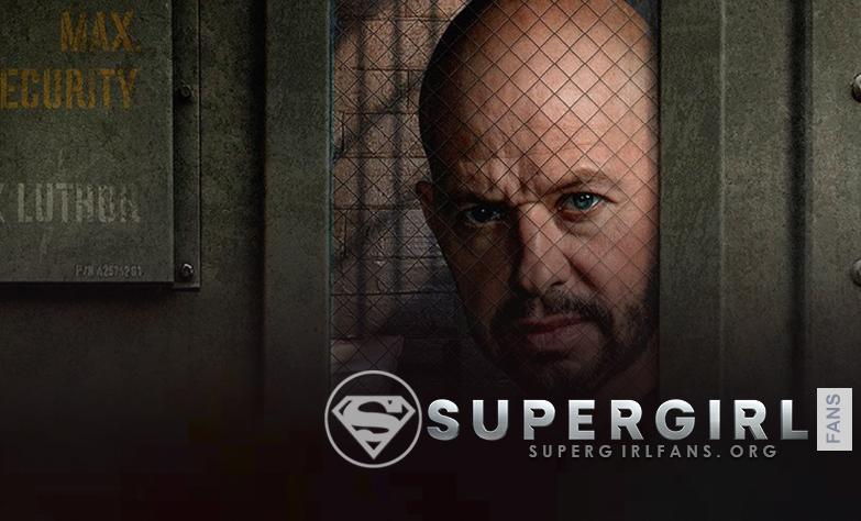 'Supergirl' Lanza el perfecto Lex Luthor