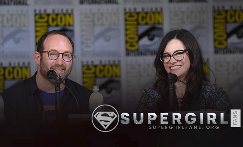Productores de  'Supergirl' el 'Estado constante del mundo real' como inspiración, 'Lore' de Dreamer