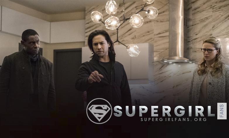 Sinopsis del episodio de Supergirl 4.12 «Menagerie»