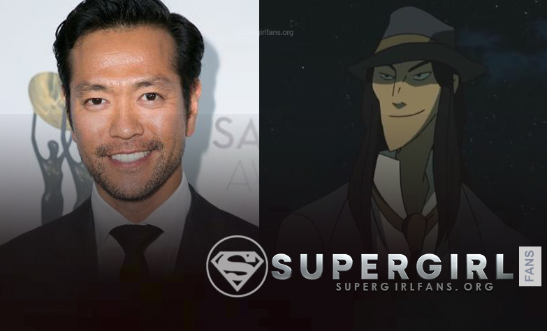 Louis Ozawa Changchien se une al elenco de Supergirl como The Elite's «The Hat»