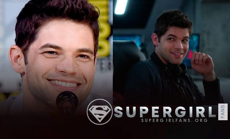 Supergirl: Winn regresara para la quinta temporada