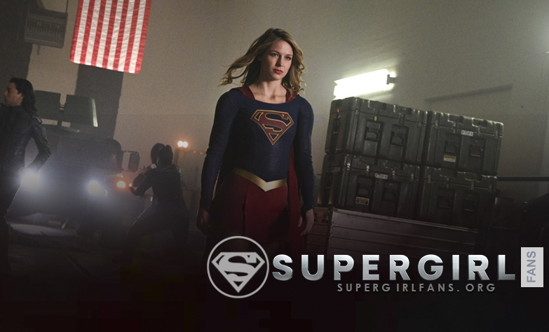 Stills de episodio de Supergirl 4.13 «What's So Funny About Truth, Justice, and the American Way?»