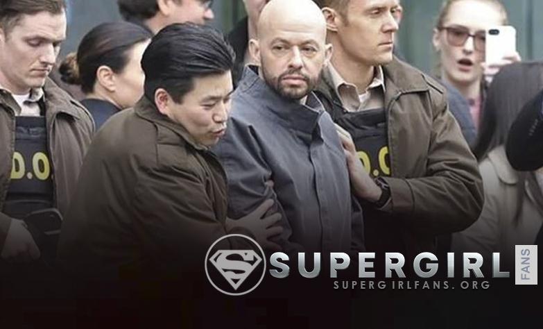 Nueva imagen de Jon Cryer  como Lex Luthor