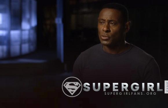 Supergirl: David Harewood encuentra que la fase pacifista de J'Onn es «frustrante»