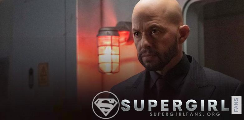 ¿Supergirl está configurando a Lex Luthor para postularse a la presidencia en el 2020?