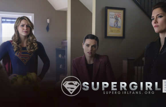 Stills del episodio de SUpergirl 4.17- All About Eve