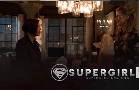 Capturas del episodio de Supergirl 4.14 – Stand And Deliver