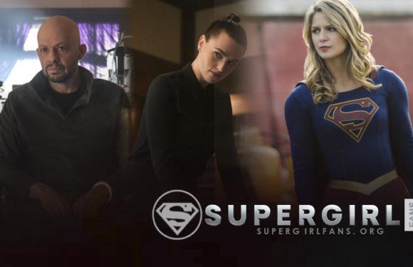 'Supergirl' explorará las relaciones de Lex Luthor con Lena y Supergirl
