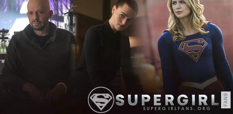 Supergirl: ¿Lex Luthor revelará la identidad secreta de Kara a Lena?
