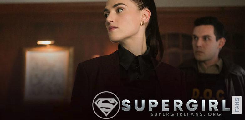 Supergirl: Entrevista con Katie McGrath, habla de Lena (y Lex) Luthor y lo que veremos
