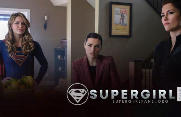 Supergirl: Katie McGrath anticipa la confianza 'sacudida' de Lena y fortalece el vínculo con Kara