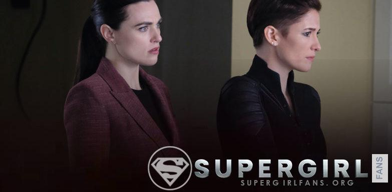 Supergirl: Katie McGrath habla de convertirse en «Peligrosa Lena» tras la traición de Lex