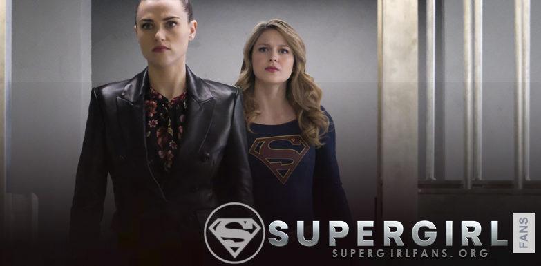Stills del episodio de Supergirl 4.18 «Crime and Punishment»