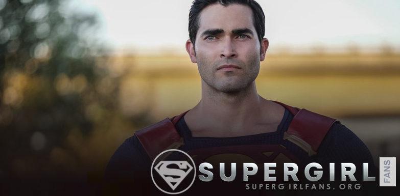 Tyler Hoechlin, emocionado de ver si es «amigo o enemigo» del superman de Brandon Routh en Crisis on Infinite Earths