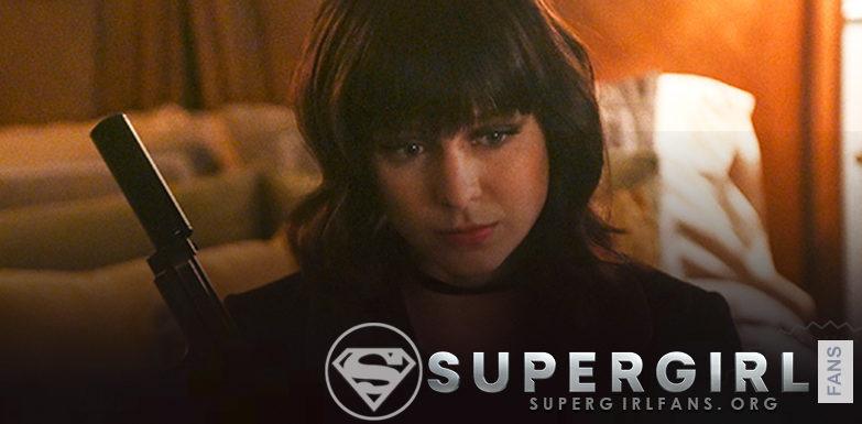 Información de final de temporada de Supergirl  – Red Daughter