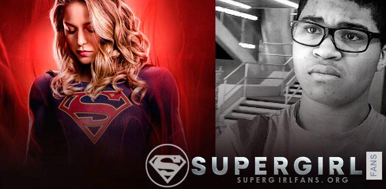 Trey Sartorius se une a Supergirl