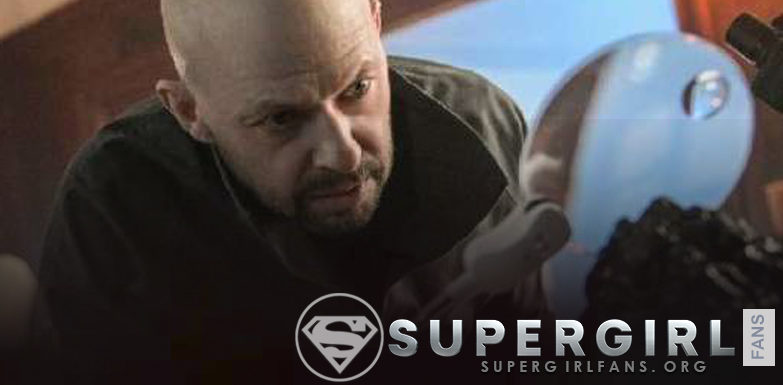 Supergirl: Jon Cryer dice que el plan de Lex Luthor es más malo de lo que pensaba
