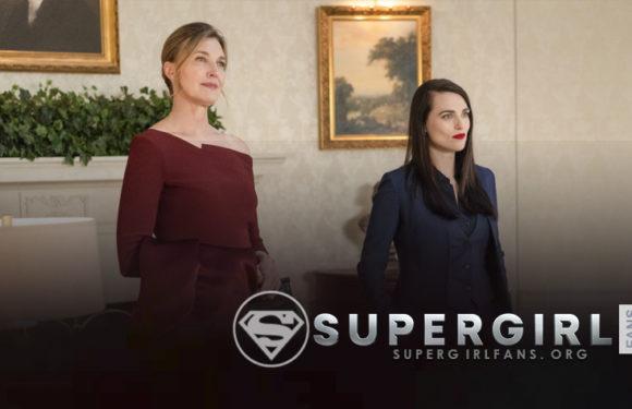 Stills del episodio de Supergirl 4.22 – «The Quest for Peace»
