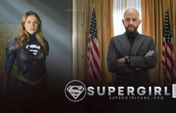 Supergirl 4×22: Kara y Lex Luthor finalmente se enfrentarán