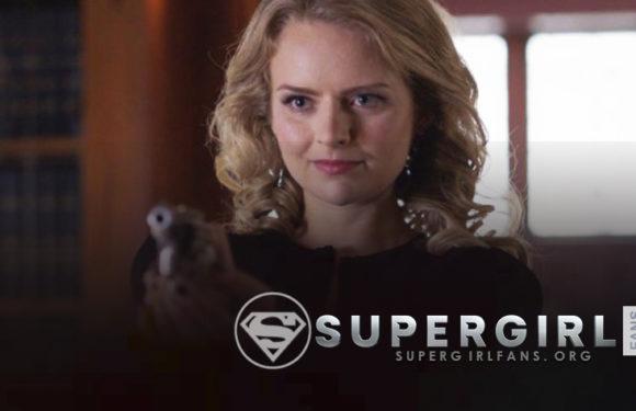 Supergirl: Andrea Brooks defiende a Eve: 'Ella no es una sociópata'