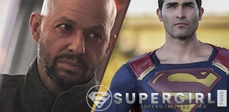 Supergirl: Tyler Hoechlin quiere enfrentarse contra el Lex Luthor de Jon Cryer