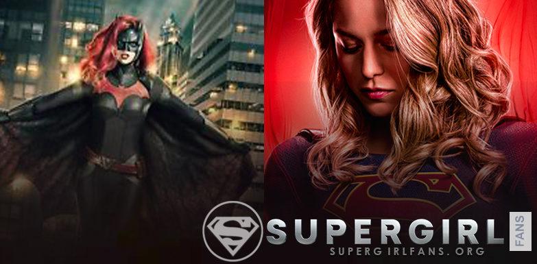Supergirl y Batwoman los domingos en The Cw