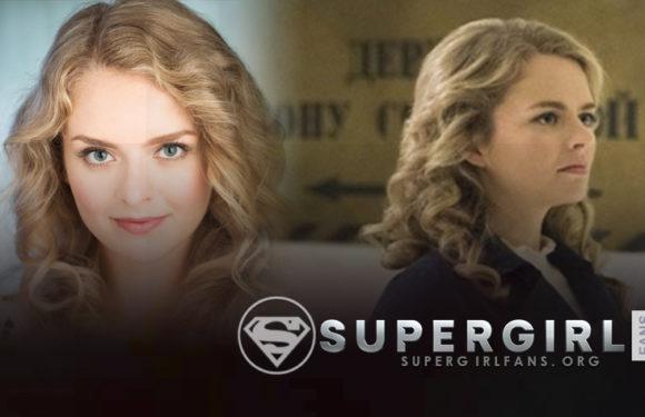 Supergirl: Andrea Brooks, cree que Eve Teschmacher podría encontrar la redención.