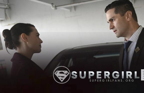 Stills del episodio de Supergirl 4.21 «Red Dawn»