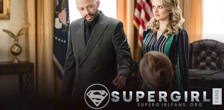 Jon Cryer habla de la jugada de Lex Luthor 'asombroso malvado' en el final de Supergirl