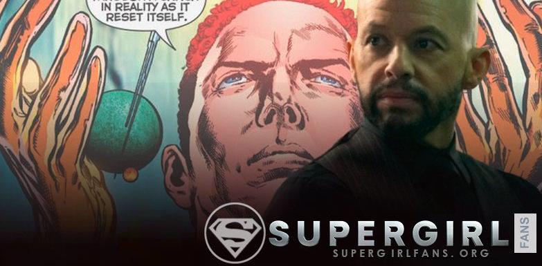 ¿Podría el final de Supergirl haber establecido una figura clave de «Crisis On Infinite Earths?»