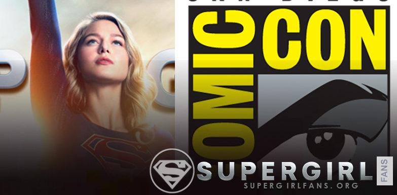 Supergirl estará este sábado 20 de julio en San Diego Comic-Con 2019