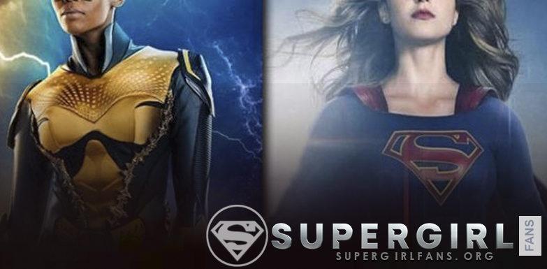 Nafessa Williams de Black Lightning quiere un crossover con Supergirl