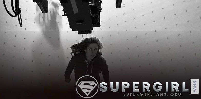 Grabaciones de la quinta temporada de Supergirl