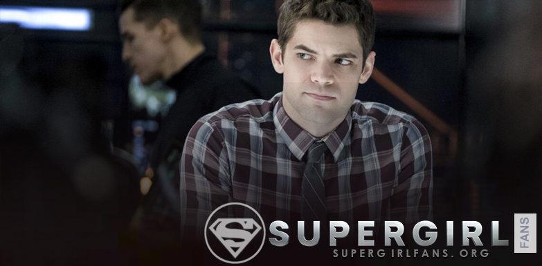 Jeremy Jordan regresa a 'Supergirl' para la quinta temporada