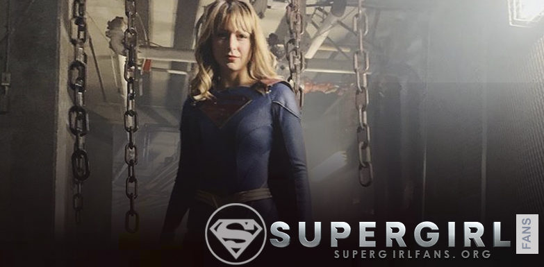 Melissa Benoist nos comparte el nuevo traje de Supergirl
