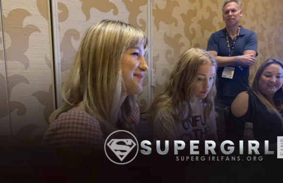 SDCC2019: Entrevista Con Melissa Benoist (Supergirl)