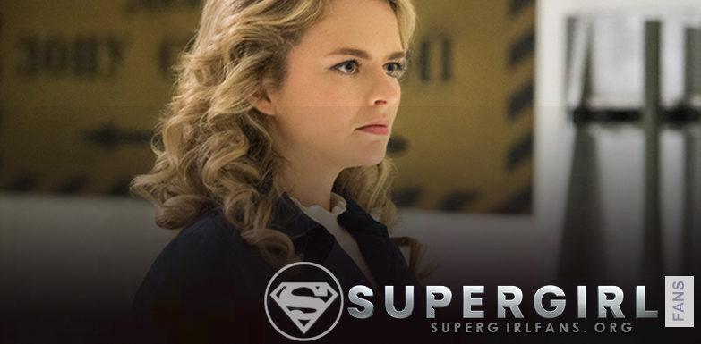 Supergirl: Andrea Brooks  personaje regular en la quinta temporada