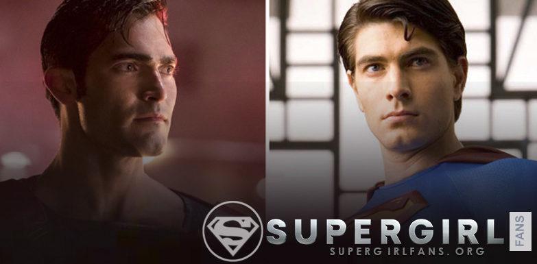 Tyler Hoechlin y Brandon Routh se convertirán en Superman para Crisis on Infinite Earths