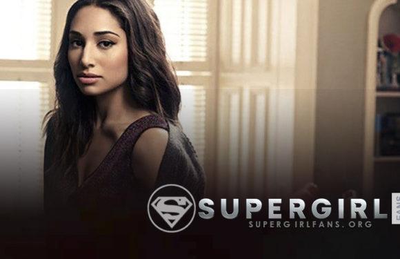 Supergirl: Meaghan Rath será la protagonista de una Brainiac-5