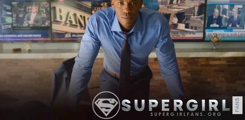 Supergirl: Mehcad Brooks en en la temporada 5