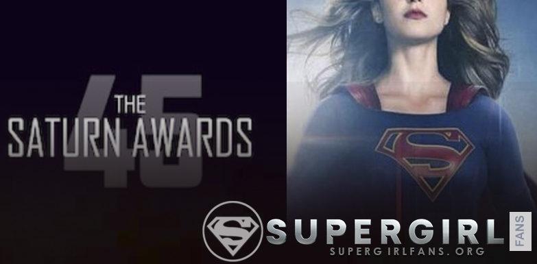 Supergirl: nominaciones a los Saturn Awards 2019