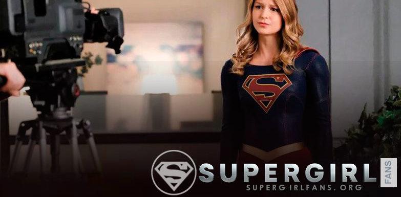 Melissa Benoist hará su debut como directora en la temporada 5 de Supergirl