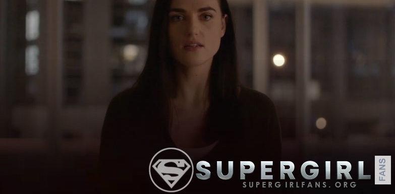 El trailer de la temporada quinta de Supergirl toma un giro oscuro para Lena Luthor