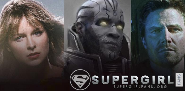 Todos los personajes de arrowverse en Crisis on Infinite Earths